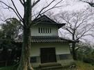 模擬櫓(桜の季節)