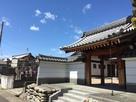 光通寺の門