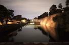 夜の本丸櫓門