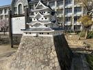 小学生の建てた尼崎城…