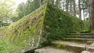 旧本丸 石垣