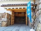 尼崎城 天守入り口