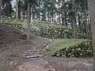 階段状石垣