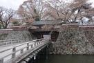 冠木門と冠木橋…