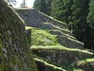 石垣群(六段壁)…