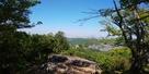 物見岩と遠景