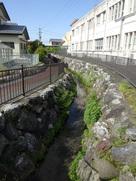 高須城水堀跡其の壱…