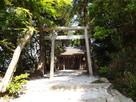 本丸の姫山神社…