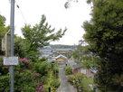 神明神社からの眺め…
