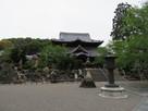 粉河寺本堂と庭園…