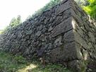 出石城 山里丸の石垣…