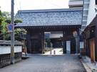豊岡陣屋 旧豊岡県庁正門…