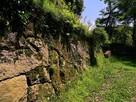 石垣(八幡丸跡東側)…