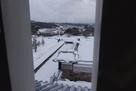 橋爪門続櫓から見た石川門…