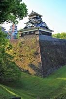 宇土櫓(北西側)…