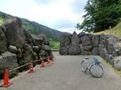 レンタル自転車で散策…