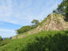 本丸石垣(西側)…