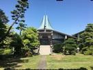 速念寺に本堂