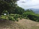 城跡からの眺望…