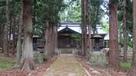 成島八幡神社本殿…