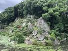 城山の巨岩