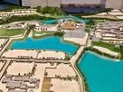 亀山城復元模型…