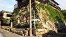 櫛崎城 二の丸櫓台石垣…