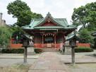 尾崎神社 拝殿…