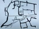 西島城位置図