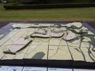 九戸城跡模型