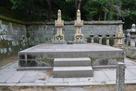 島津斉彬公夫妻の墓