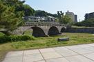 石橋記念公園からの城山