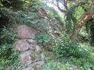 大手の石垣