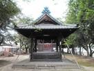 生駒家の守護神 神明社