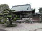 生駒家菩提寺久昌寺の本堂
