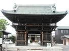 久昌寺の末寺常観寺の門