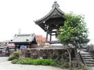 久昌寺の末寺般若寺の境内