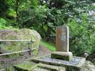 江南竹林の碑