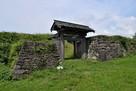 桝形門と城塁
