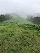 山頂から福岡方面…