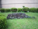 二本松藩丹羽家上屋敷跡出土の石垣石材…
