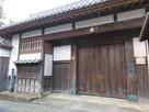 浄栄寺すかし門…