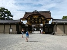 二の丸 唐門