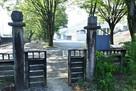 二の丸御門跡