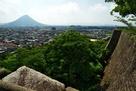 讃岐富士と高石垣