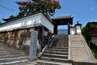 丸岡城跡碑