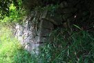 郭4の石垣