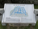 岸和田城絵図