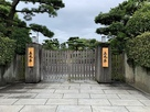 五風荘の門