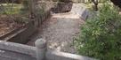 清洲城堀跡西側…